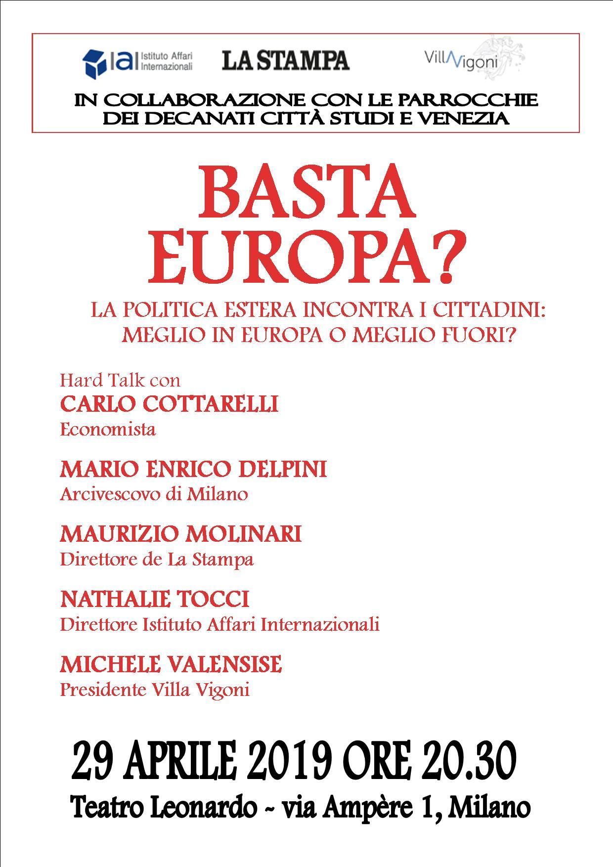 basta-europa